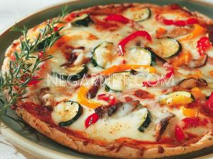 طرز تهیه پیتزا رژیمی