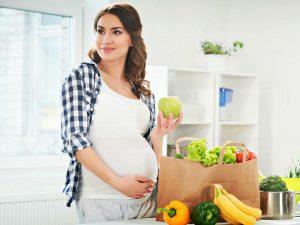 رژیم وگان بارداری