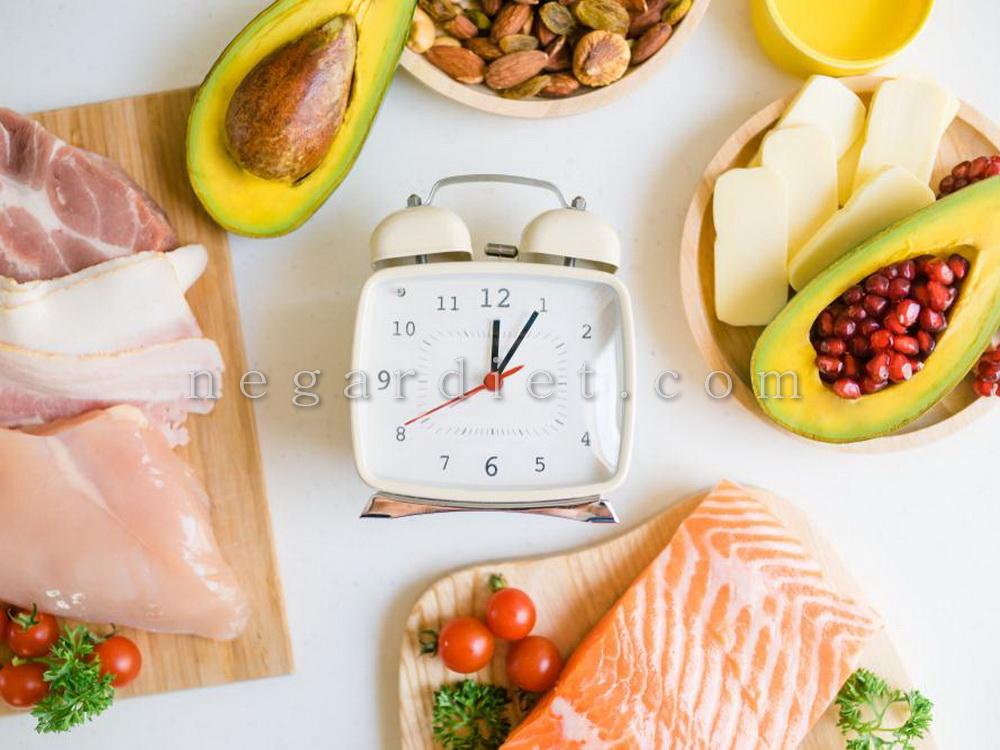 رژیم غذایی کم کالری