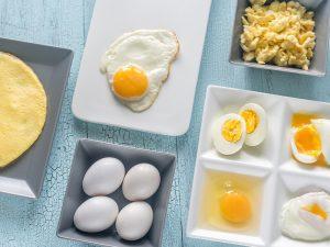 سالم ترین روش پخت تخم مرغ