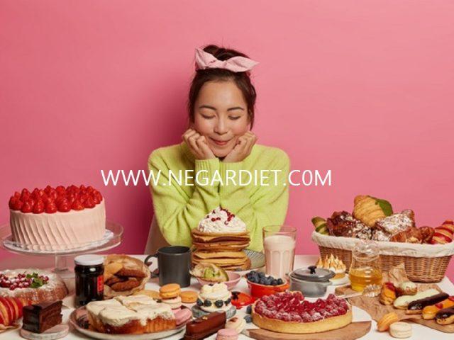 چطور میل به شیرینی را کاهش دهیم؟