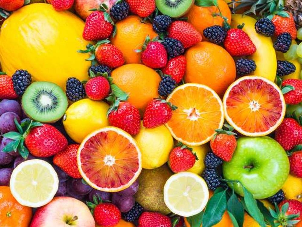 میوه های با قند پایین