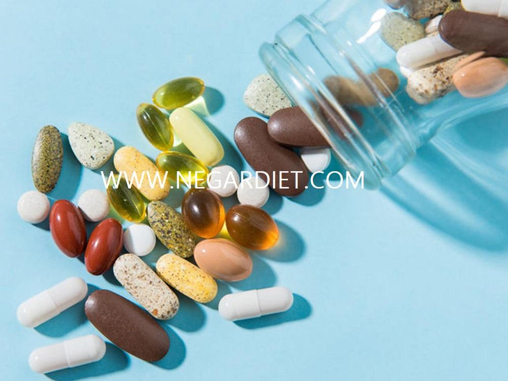 مولتی ویتامین و افزایش وزن