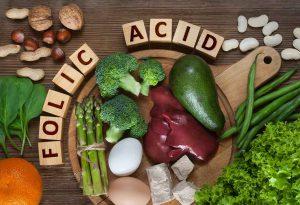 منابع غذایی اسیدفولیک