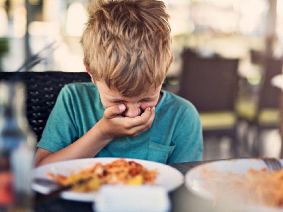 عدم تحمل غذایی