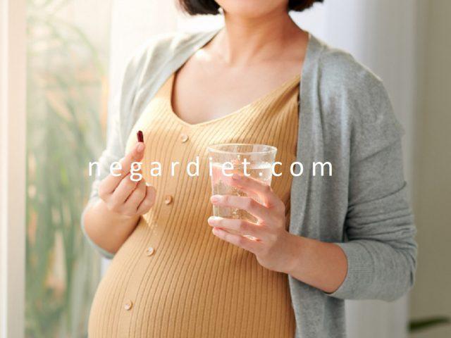 دریافت آهن در بارداری