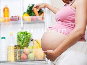 اصول تغذیه سالم در بارداری