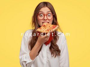 چگونه پیتزا کم چرب تر و سالم تری درست کنیم؟