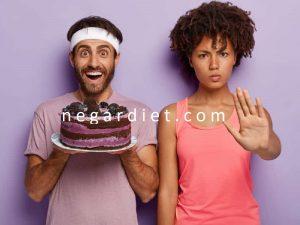 چطور کمتر قند و شیرینی بخوریم؟