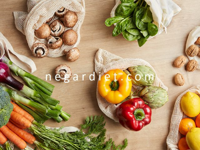 راهنمای دریافت کولین در گیاهخواری
